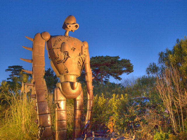 「三鷹の森ジブリ美術館」の画像検索結果